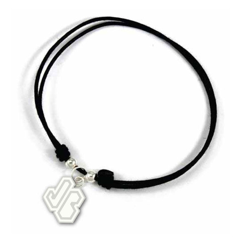 Black Corded Bracelet